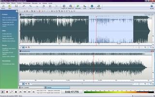 WavePad Free Audio, Music and Mp3 Editor screenshot 2