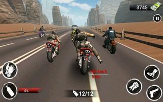 Highway Stunt Bike Riders screenshot 2