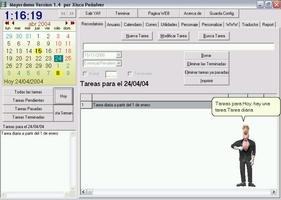 Mayordomo Virtual screenshot 2