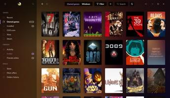 GOG Galaxy screenshot 3