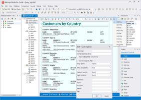 dbForge Studio for Oracle screenshot 2