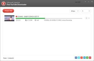 Gihosoft TubeGet Free YouTube Downloader screenshot 11