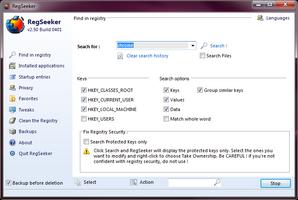 RegSeeker screenshot 4