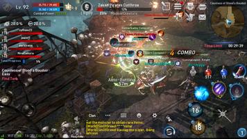 Lineage 2 Revolution screenshot 2