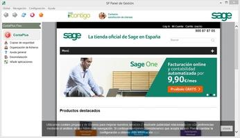 Sage ContaPlus Flex screenshot 2