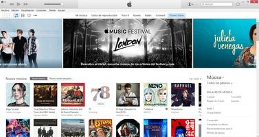iTunes (64-bit) screenshot 2