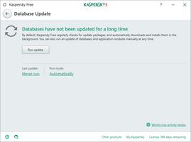 Kaspersky kostenlos herunterladen