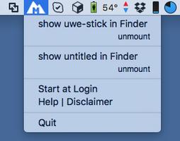 Mounty for NTFS screenshot 3