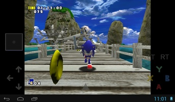 Reicast Dreamcast Emulator screenshot 2