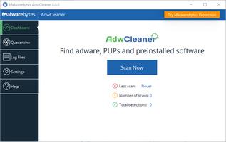 Malwarebytes AdwCleaner screenshot 3