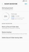 Secure Folder screenshot 2
