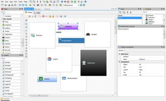 App Builder screenshot 2