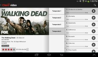 Clarovideo screenshot 8