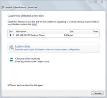 Casper screenshot 2