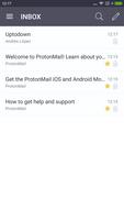 ProtonMail screenshot 5