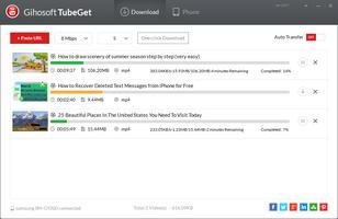 Gihosoft TubeGet Free YouTube Downloader screenshot 4