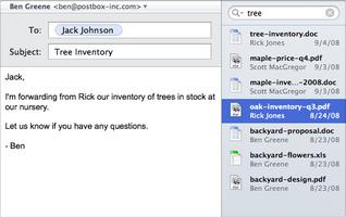 Postbox screenshot 4