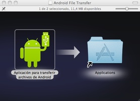 Android File Transfer screenshot 4