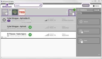 BitTorrent screenshot 3