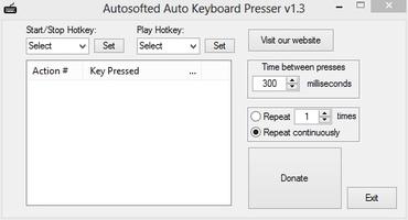 Auto Keyboard Presser screenshot 5