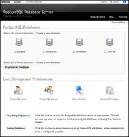 PostgreSQL screenshot 2