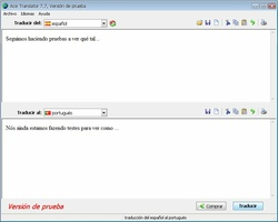 Ace Translator screenshot 3