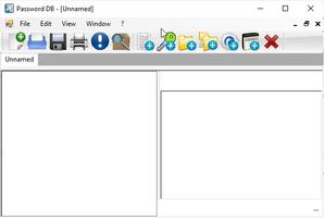 Alternate Password DB screenshot 4