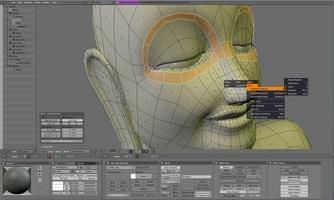 Blender screenshot 2