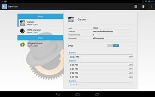 Super user screenshot 4