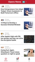 Opera News screenshot 10