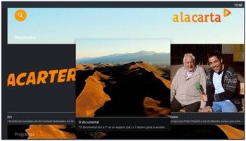 RTVE A la carta Android TV screenshot 6