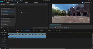 Cyberlink PowerDirector screenshot 9