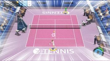 Pocket Tennis League screenshot 3