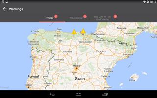 Weather 14 Days - Meteored screenshot 3