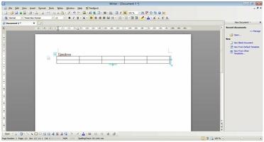Kingsoft Writer Free 2012 screenshot 3