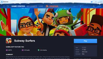 Subway Surfers (GameLoop) screenshot 12