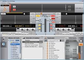 Cross DJ screenshot 2