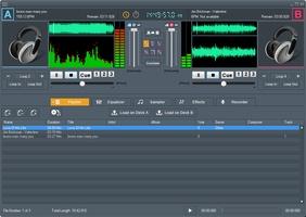 DJ Mix Studio screenshot 2