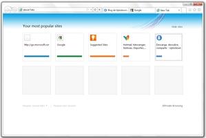 Internet Explorer 9 (32 bits) screenshot 3