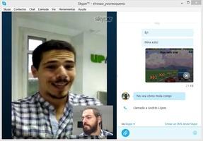 Skype screenshot 6